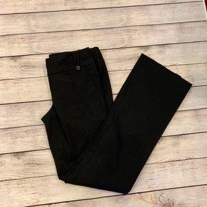 The limited black gray pants